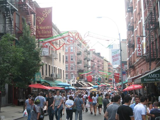 Little Italy: delusione