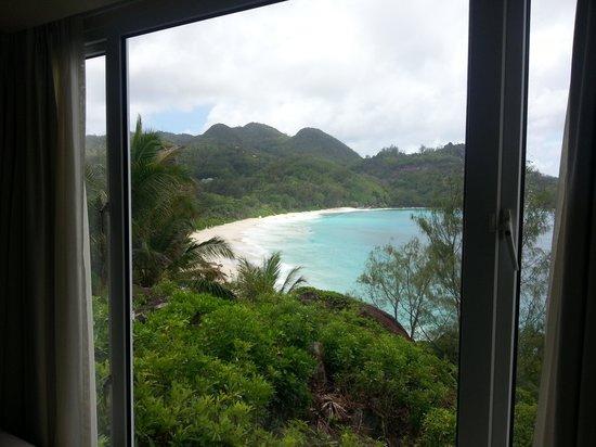 Banyan Tree Seychelles: Room 301 view!