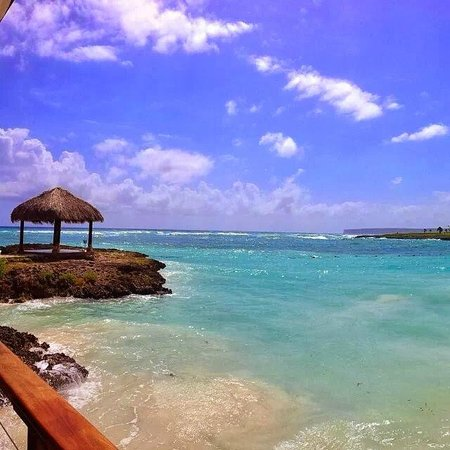 La Palapa by Eden Roc: Amazing views