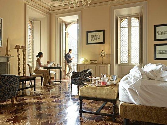 Grand Relais The Gentleman of Verona: Executive Deluxe room