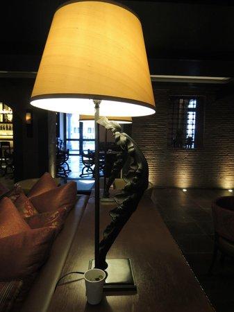 JW Marriott El Convento Cusco: Hotel interior