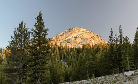 Fairview Dome from Pothole Dome