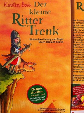 Freilichtbuehne Billerbeck: Sommerfestspiele 2014 / www.freilichtbuene-billerbeck.de