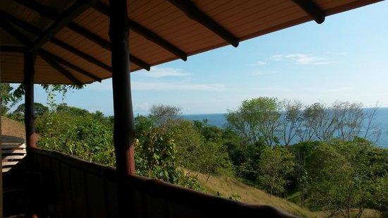 La Cusinga Eco Lodge: Great view from room.