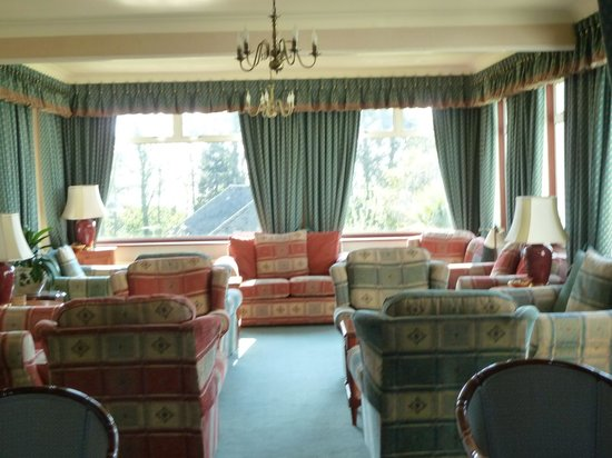 Trelawne Hotel: A very comfortable lounge