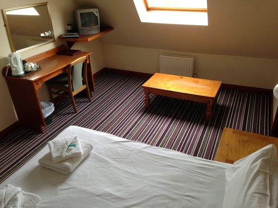 The Airman Hotel: Refurbished Bedrooms