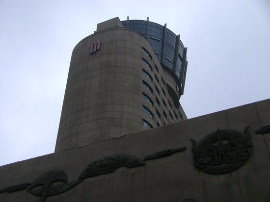 Kunming Jinjiang Hotel: Restaurant panoramique tournant