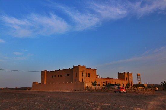 Riad Madu: Vista general del riad