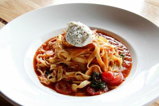 Fire + Wine: Pasta Bolognese