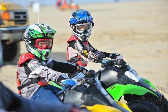 Steve's ATV Rentals: Riders of All Ages welcomed