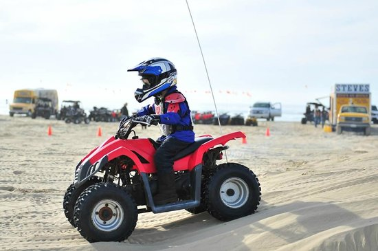 Steve's ATV Rentals: We have rentals to fit all ages