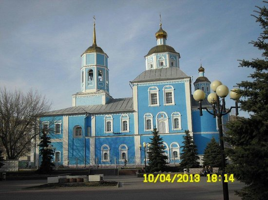 Smolensky Cathedral