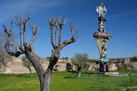 monumentos de malpartida de caceres