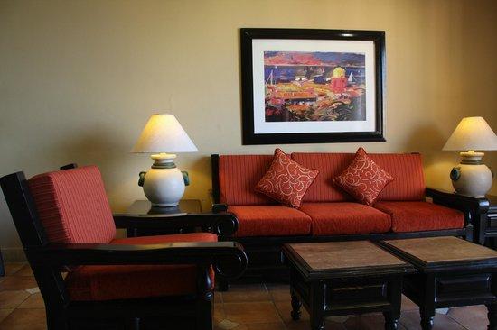 Vallarta Torre: livingroom
