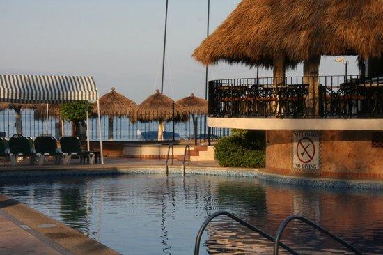 Vallarta Torre: pool