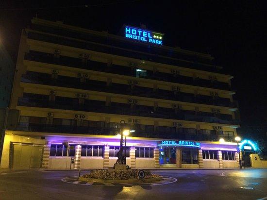 Bristol Park Hotel: Fachada Principal