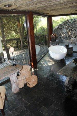 Singita Boulders Lodge : ...