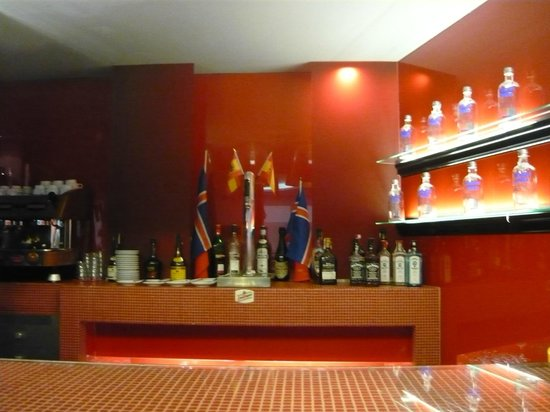 Hotel Oasis Plaza: el bar