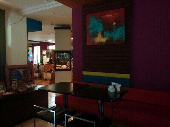 Congo Cafe, Arte & Diseno: ,