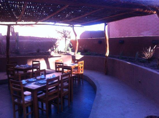 Hotel Pascual Andino: comedor bonito