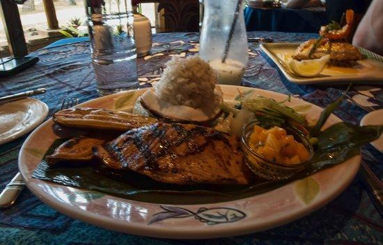 Mama's Fish House: Delicious cuisine - superb presentation