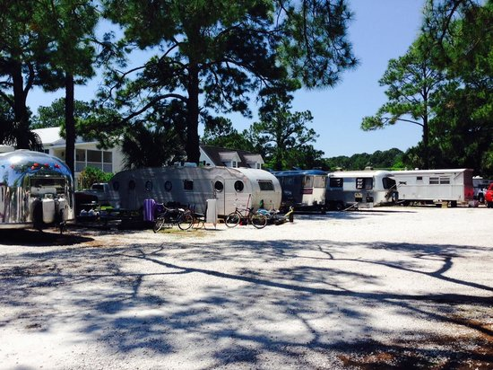 Rivers End Campground and RV Park: Fantastic Time!