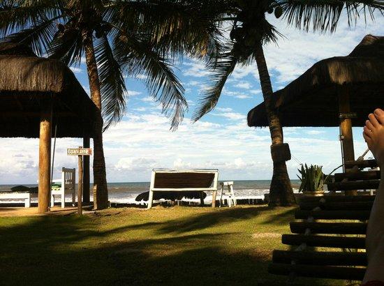 Eco Village Indaia : praia