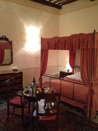 Villa di Piazzano : room