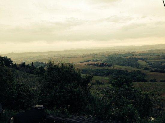 Agriturismo Cesani: Panorama