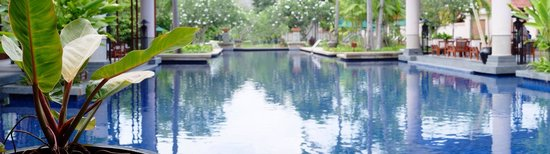 Banyan Tree Phuket: spa area