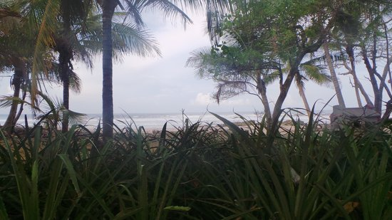 Hotel Tropico Latino: View from the Beach Restaurant