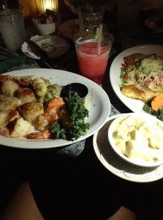 Lazy Days: great seafood !!!