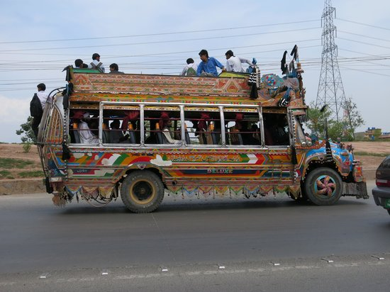Islamabad Marriott Hotel : Local transport