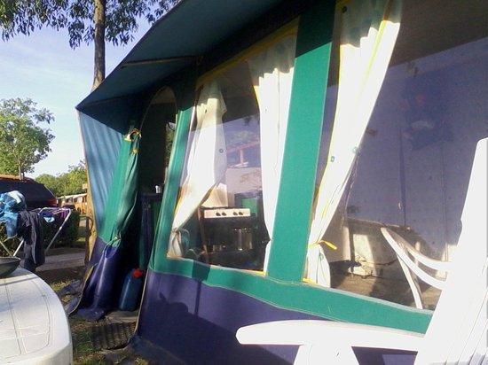 Camping Bella Italia: Tenda