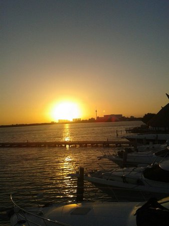 Sunset Marina Resort & Yacht Club : Marina Sunset