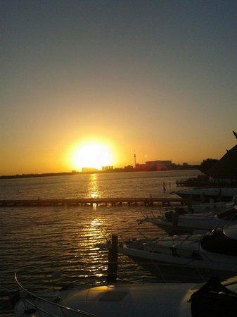 Sunset Marina Resort & Yacht Club: Marina Sunset