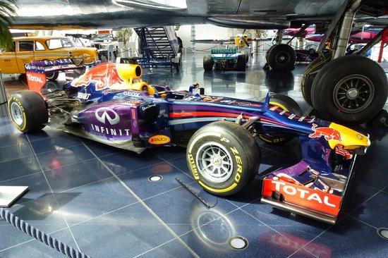 Red Bull Hangar-7: Formel 1
