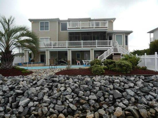 Sandbridge Dunes: Beach house