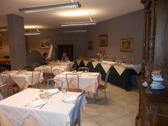 Oasis Hotel : Sala colazione