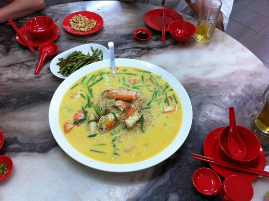 Restoran Tong Sheng: Cheese Bee Hoon