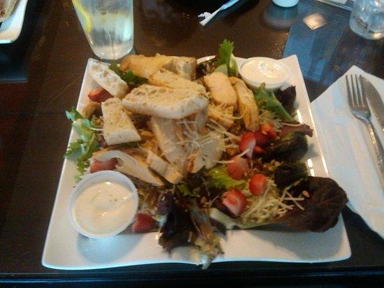 Crepe World: The California Salad
