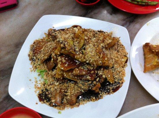 Restoran Tong Sheng: Rojak Pork Chop