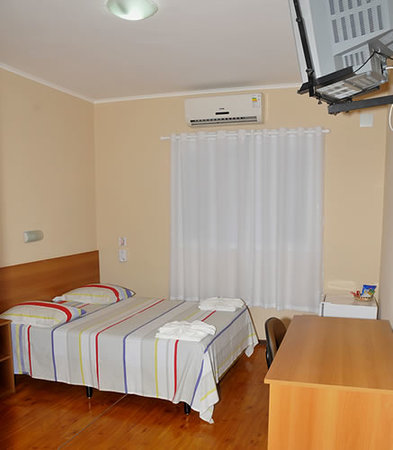 Hotel Cisne : Apartamento Casal