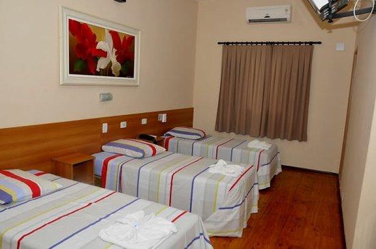 Hotel Cisne : Apartamento Triplo