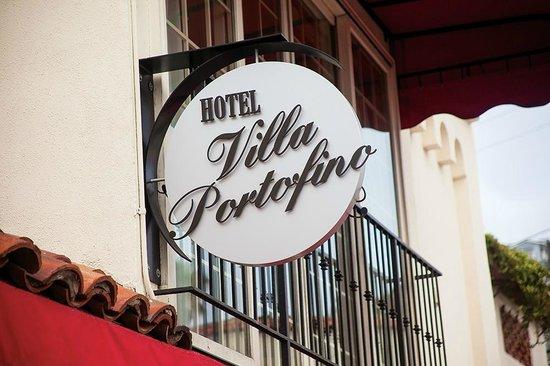Portofino Hotel: WELCOME !!