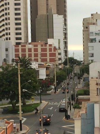 Hotel Runcu Miraflores : Room view