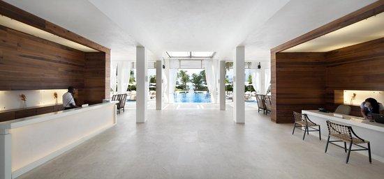 Gansevoort Turks + Caicos : Hotel Lobby