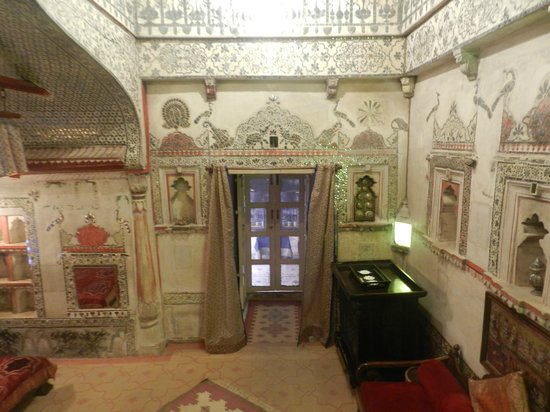 Deogarh Mahal: Our suite for the night