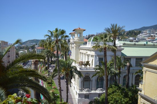 Best Western Hotel Nazionale: vista dalla camera