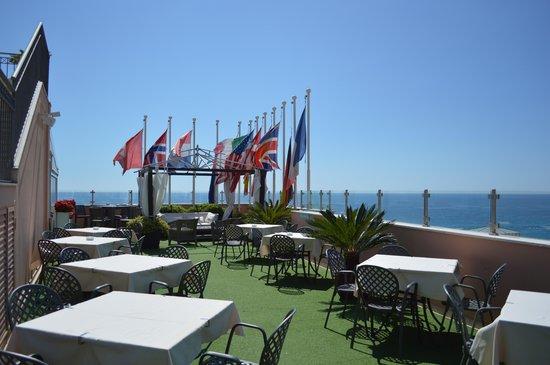 BEST WESTERN Hotel Nazionale : solarium